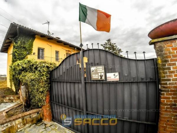 Rustico/Casale in vendita a Carmagnola, Arredato, 600 mq