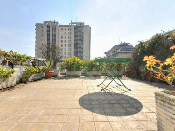 Appartamento in vendita a Milano, Monte Rosa - Fiera, Firenze, Sempione, 270 mq - Foto 11