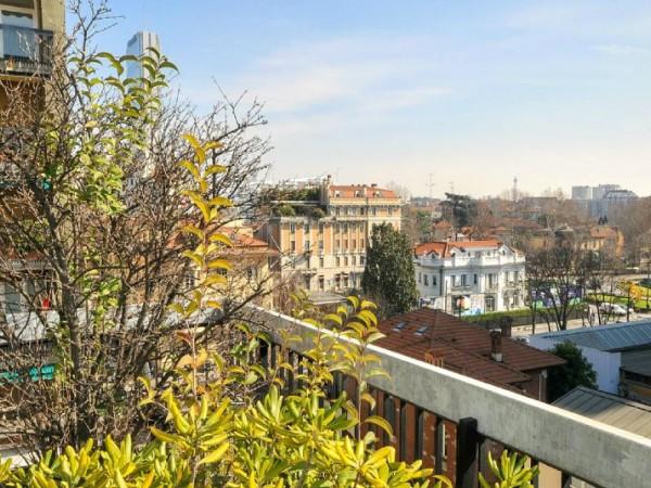 Appartamento in vendita a Milano, Monte Rosa - Fiera, Firenze, Sempione, 270 mq - Foto 9