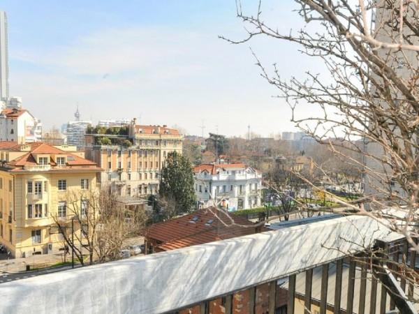 Appartamento in vendita a Milano, Monte Rosa - Fiera, Firenze, Sempione, 270 mq - Foto 8