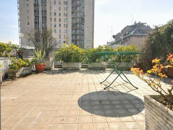 Appartamento in vendita a Milano, Monte Rosa - Fiera, Firenze, Sempione, 270 mq - Foto 13