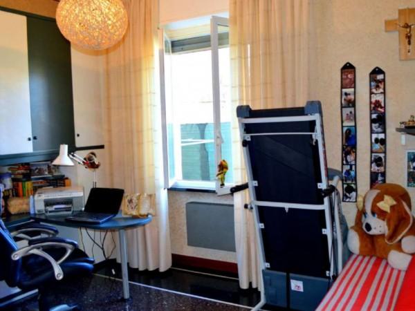 Appartamento in vendita a Recco, Centrale, Con giardino, 100 mq - Foto 8