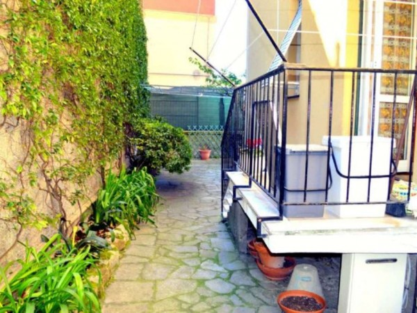 Appartamento in vendita a Recco, Centrale, Con giardino, 100 mq - Foto 4