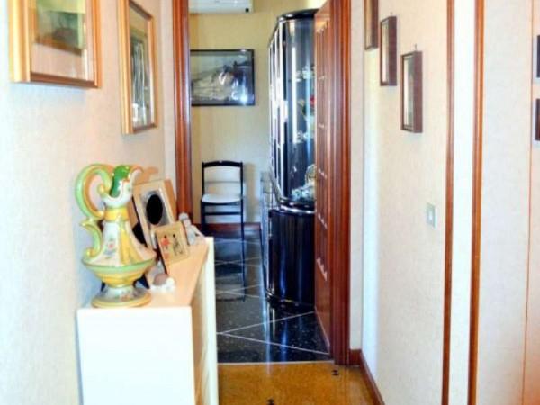 Appartamento in vendita a Recco, Centrale, Con giardino, 100 mq - Foto 11