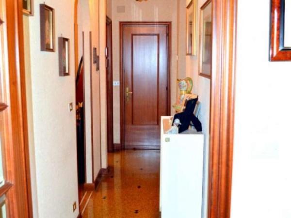 Appartamento in vendita a Recco, Centrale, Con giardino, 100 mq - Foto 12