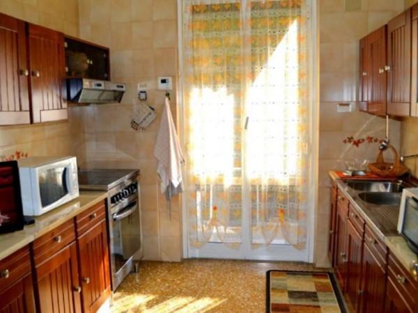 Appartamento in vendita a Recco, Centrale, Con giardino, 100 mq - Foto 14