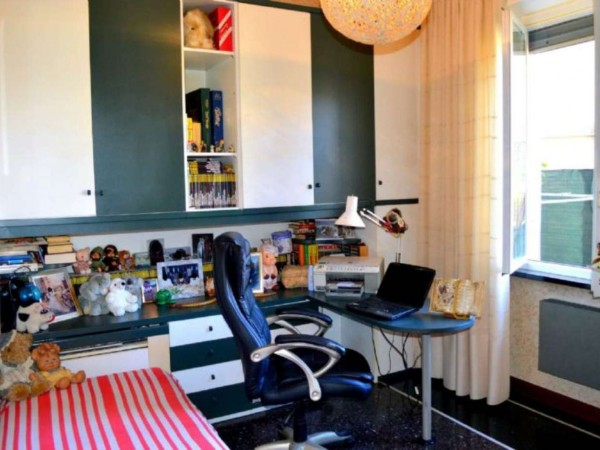 Appartamento in vendita a Recco, Centrale, Con giardino, 100 mq - Foto 9