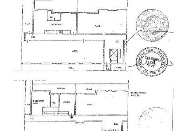 Appartamento in vendita a Legnano, Sabotino, 100 mq - Foto 2