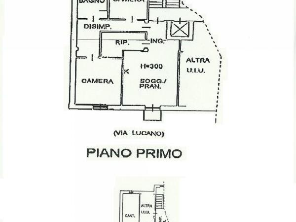 Appartamento in vendita a Milano, Libia - V Giornate, Xxii Marzo, Porta Romana, Viale Corsica, 95 mq - Foto 2