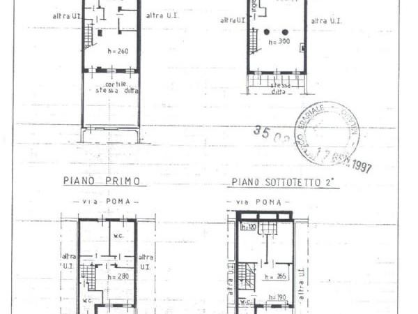Villa in vendita a Milano, Indipendenza - Archimede - Buenos Aires, Indipendenza, P.ta Venezia, 280 mq - Foto 3