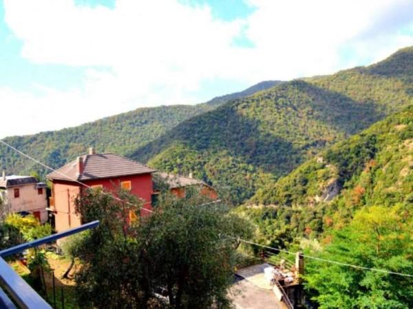 Appartamento in vendita a Avegno, Testana, 90 mq