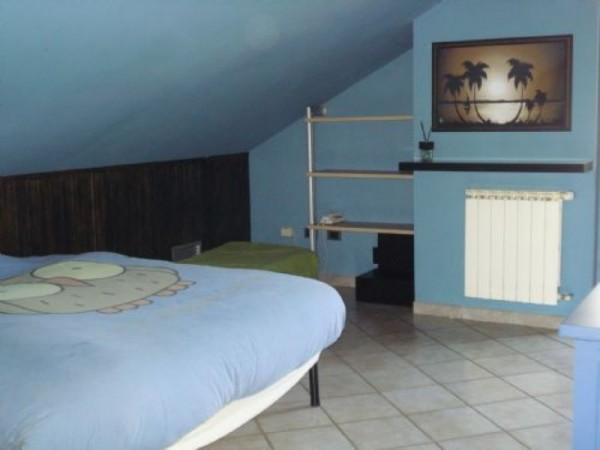 Villetta a schiera in vendita a Arconate, Centrale, 300 mq - Foto 10