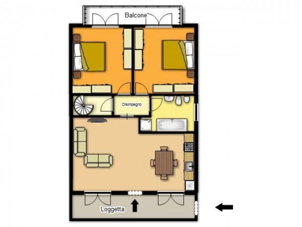 Appartamento in vendita a Ospitaletto, 130 mq - Foto 4