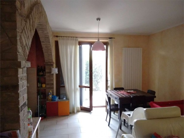 Appartamento in vendita a Corciano, Capocavallo, Con giardino, 80 mq - Foto 3