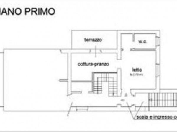 Villa in vendita a San Casciano dei Bagni, Arredato, con giardino, 325 mq - Foto 27