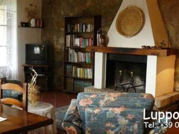 Villa in vendita a San Casciano dei Bagni, Arredato, con giardino, 325 mq - Foto 9