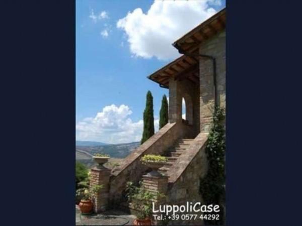 Villa in vendita a San Casciano dei Bagni, Arredato, con giardino, 325 mq - Foto 22