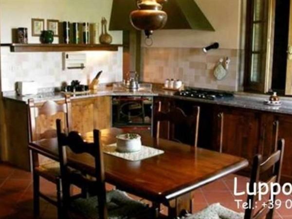 Villa in vendita a San Casciano dei Bagni, Arredato, con giardino, 325 mq - Foto 6