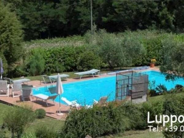 Villa in vendita a San Casciano dei Bagni, Arredato, con giardino, 325 mq - Foto 20