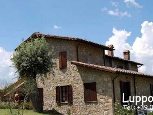 Villa in vendita a San Casciano dei Bagni, Arredato, con giardino, 325 mq