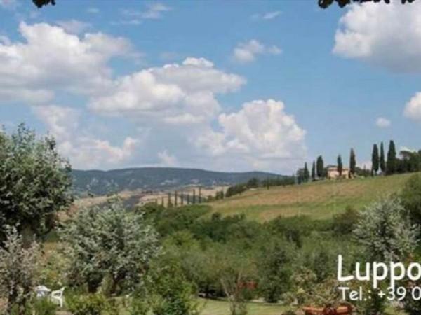 Villa in vendita a San Casciano dei Bagni, Arredato, con giardino, 325 mq - Foto 19