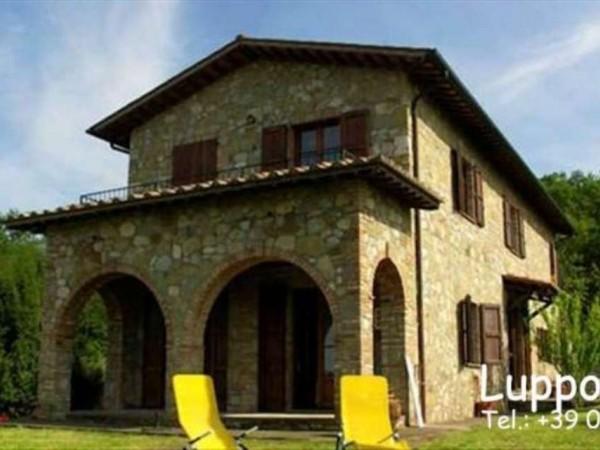 Villa in vendita a San Casciano dei Bagni, Arredato, con giardino, 325 mq - Foto 11
