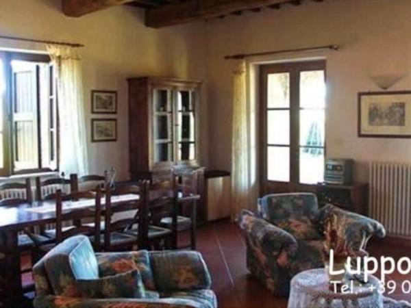 Villa in vendita a San Casciano dei Bagni, Arredato, con giardino, 325 mq - Foto 8