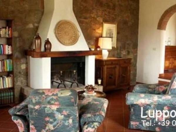 Villa in vendita a San Casciano dei Bagni, Arredato, con giardino, 325 mq - Foto 7