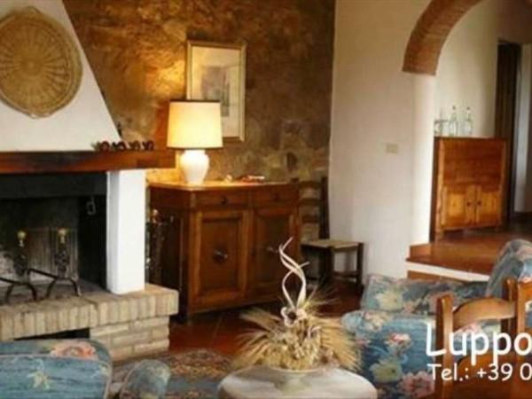 Villa in vendita a San Casciano dei Bagni, Arredato, con giardino, 325 mq - Foto 10