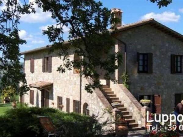 Villa in vendita a San Casciano dei Bagni, Arredato, con giardino, 325 mq - Foto 25