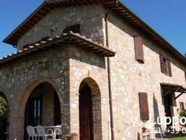 Villa in vendita a San Casciano dei Bagni, Arredato, con giardino, 325 mq - Foto 26