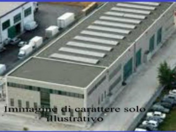 Capannone in vendita a Casorezzo, Semicentro, 500 mq - Foto 2