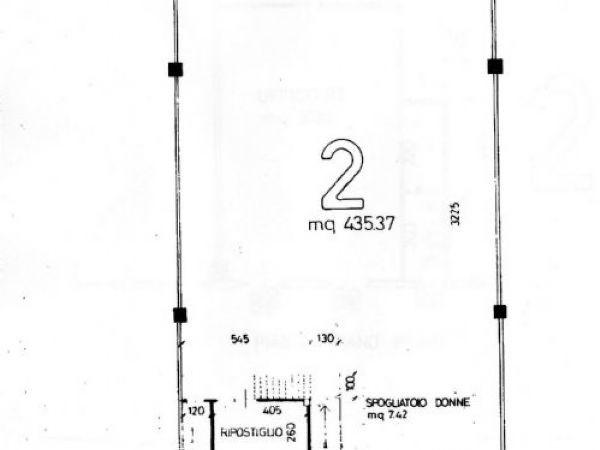 Capannone in vendita a Casorezzo, Semicentro, 500 mq - Foto 5