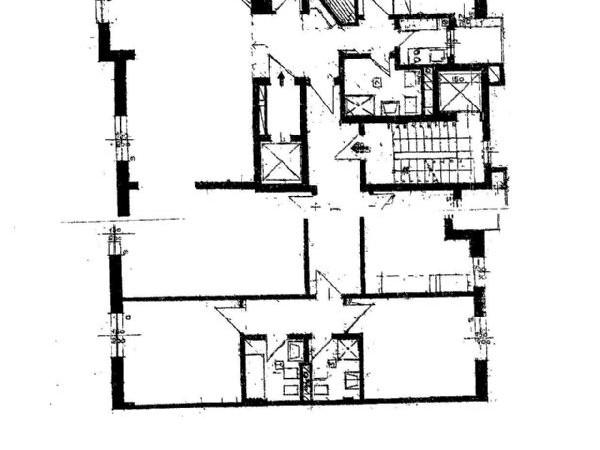 Appartamento in affitto a Milano, Monforte - San Babila - Centro Storico, 260 mq - Foto 2
