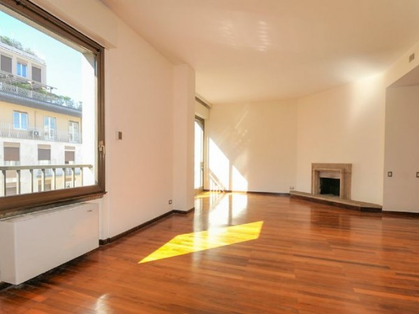 Appartamento in affitto a Milano, Monforte - San Babila - Centro Storico, 260 mq - Foto 14