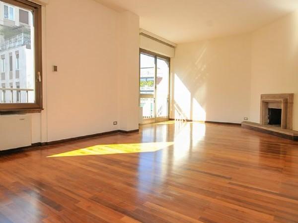 Appartamento in affitto a Milano, Monforte - San Babila - Centro Storico, 260 mq - Foto 9