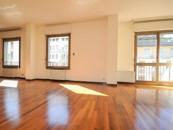 Appartamento in affitto a Milano, Monforte - San Babila - Centro Storico, 260 mq - Foto 15