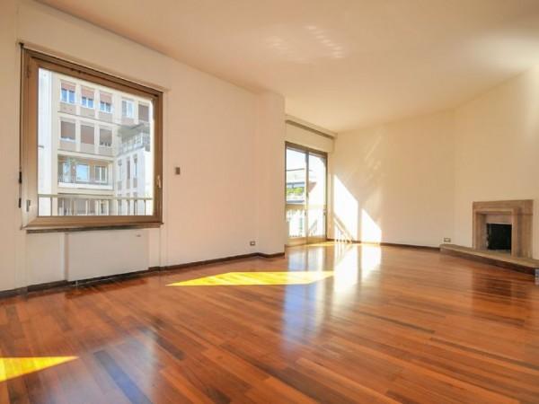 Appartamento in affitto a Milano, Monforte - San Babila - Centro Storico, 260 mq - Foto 13
