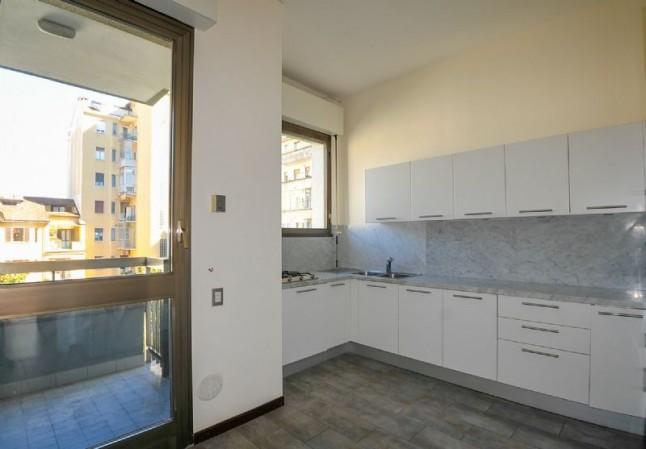 Appartamento in affitto a Milano, Monforte - San Babila - Centro Storico, 260 mq - Foto 12