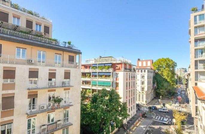 Appartamento in affitto a Milano, Monforte - San Babila - Centro Storico, 260 mq - Foto 1