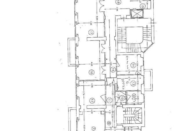 Appartamento in affitto a Milano, Magenta - Sant`ambrogio - Centro Storico, 320 mq - Foto 2