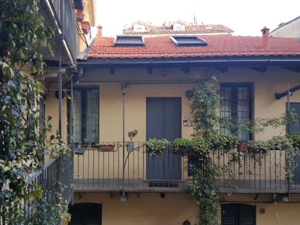 Appartamento in vendita a Milano, Ticinese - Navigli - Bocconi, C.so Italia, Ticinese, 55 mq
