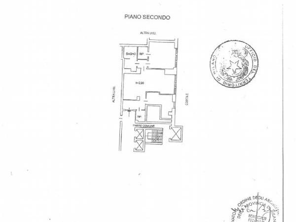 Appartamento in vendita a Milano, Loreto - V.le Monza - Bicocca, Greco, Monza, Palmanova, 90 mq - Foto 2