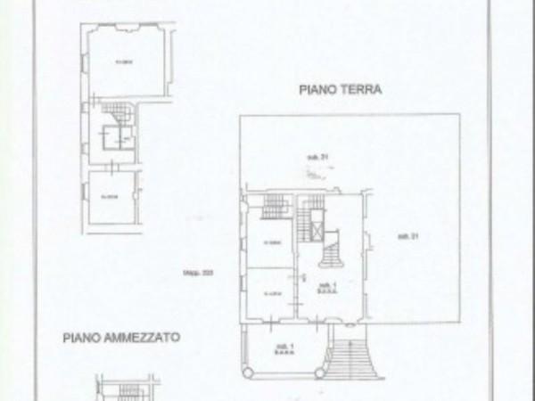Ufficio in affitto a Chiavari, Centro, 130 mq - Foto 2