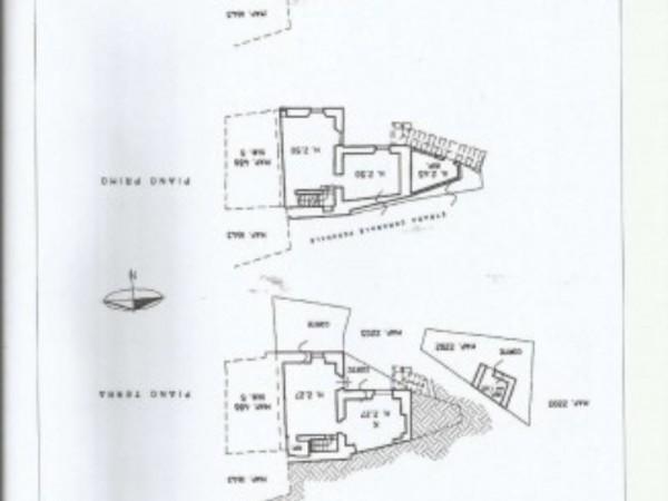 Rustico/Casale in vendita a Cogorno, Cogorno, Con giardino, 180 mq - Foto 2