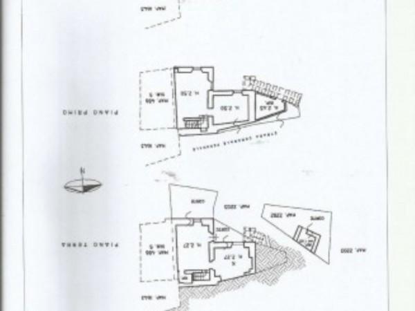 Rustico/Casale in vendita a Cogorno, Cogorno, Con giardino, 180 mq - Foto 5