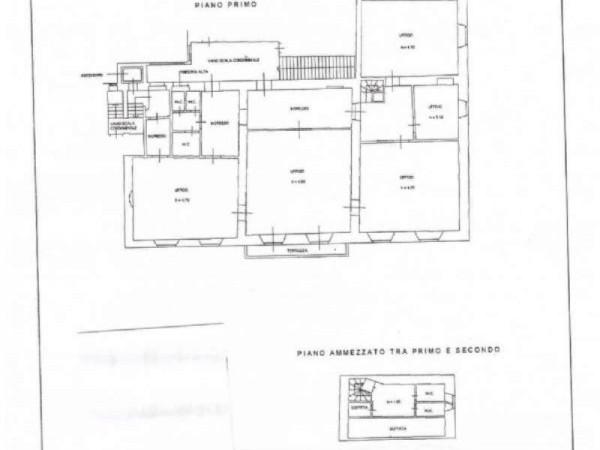 Ufficio in affitto a Firenze, Santa Croce, 290 mq - Foto 2