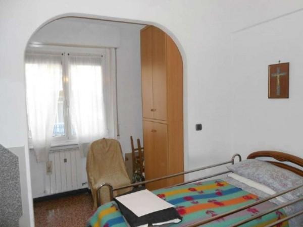 Appartamento in vendita a Genova, Cantore Adiacenze, 71 mq