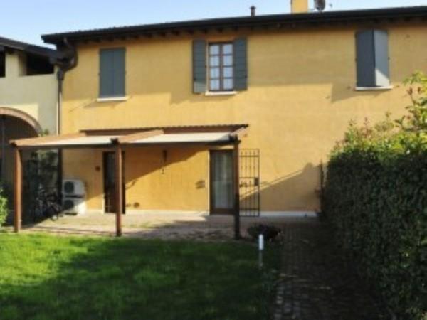 Villetta a schiera in vendita a Brescia, Via Lamarmora, 140 mq - Foto 22