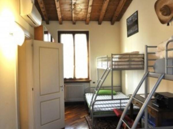 Villetta a schiera in vendita a Brescia, Via Lamarmora, 140 mq - Foto 6